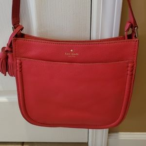 Kate Spade 💼 Authentic Satchel Cross Body Bag EUC